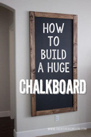 diy chalkboard for kitchen 25 best ideas about diy chalkboard on diy