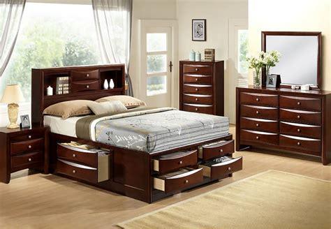 king bed sets bedrooms bedroom sets the furniture warehouse