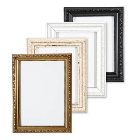 large shabby chic picture frame ornate shabby chic picture frame photo frame poster frame