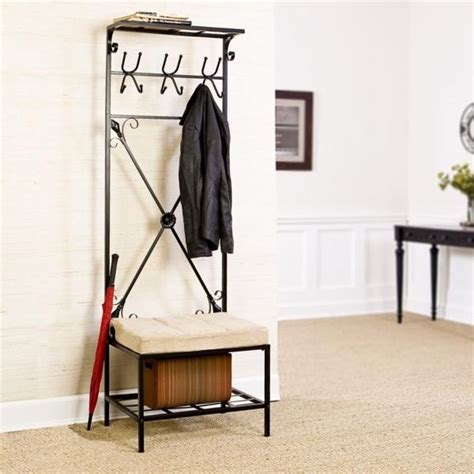 coat and shoe rack for narrow entryway 20 fabulous entryway design ideas