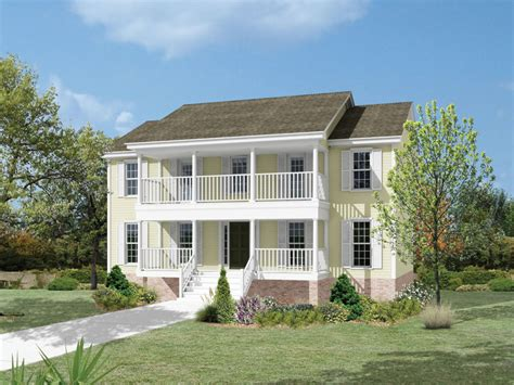 Southern Plantation Floor Plans newhall point colonial home plan 053d 0016 house plans
