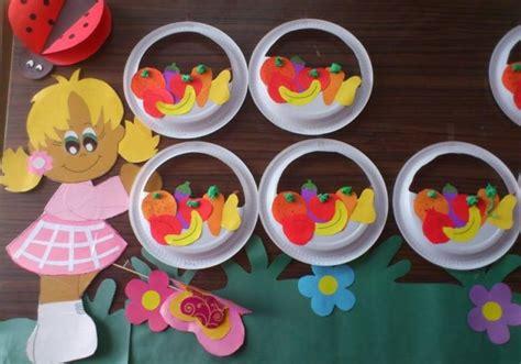 fruit crafts for plate fruit craft ideas 1 171 funnycrafts