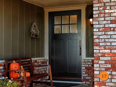 style front door trendy black front doors for 2017 todays entry doors