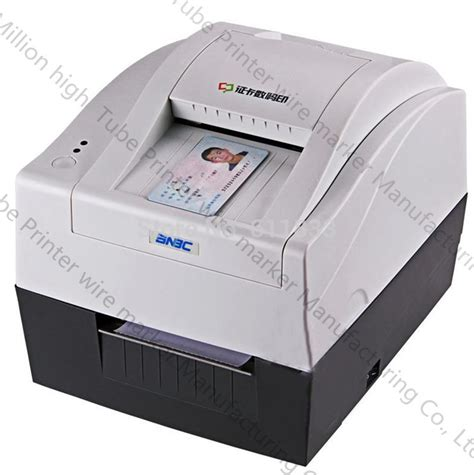 i card machine free shipping digital card printers paper label printers