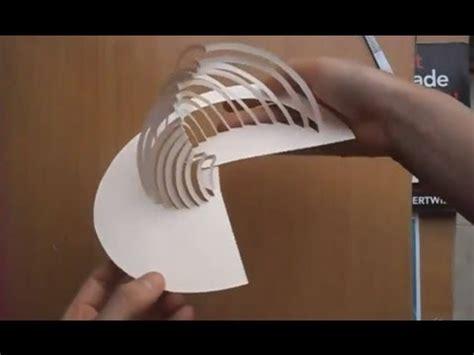 paper craft work tutorial 09 amazing kirigami paper tutorial