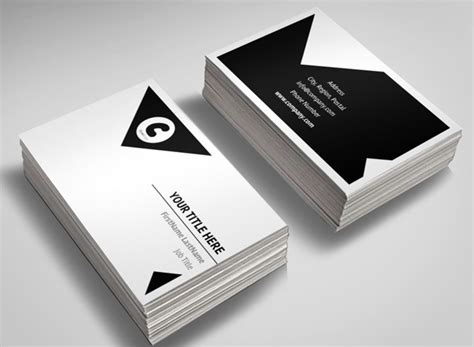 Architectural Business Cards vanprint digital printing architectural firm business card