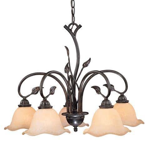 vine chandelier rustic chandeliers vine downlight chandelier with 5