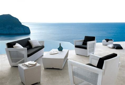 modern patio furniture miami modern patio furniture with chic treatment for fancy house
