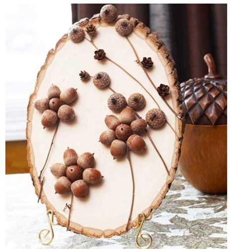 acorn crafts for craftionary