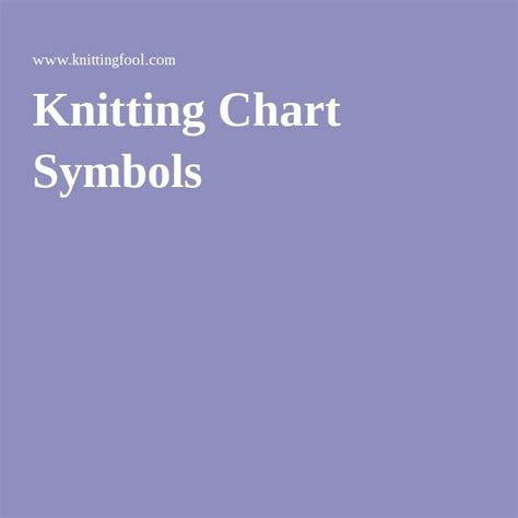 knitting chart symbols 17 best images about knit stitch patterns written
