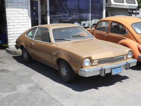 Ford Pinto For Sale 1974 ford pinto for sale 1864032 hemmings motor news