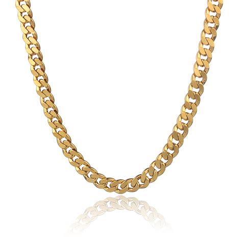 chains for jewelry wholesale wholesale 24k gold plated necklace for items