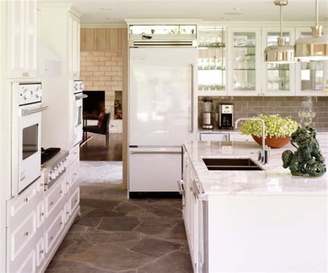 kitchen design white appliances stainless steel vs white appliances