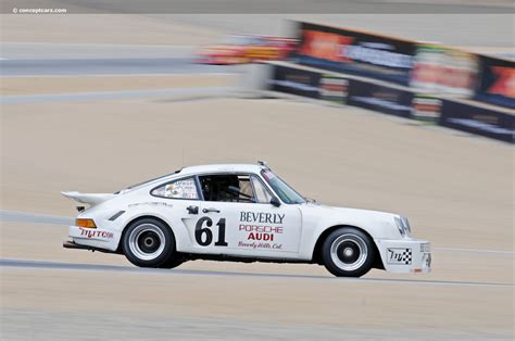 Auction results and data for 1975 Porsche 934 911 RSR