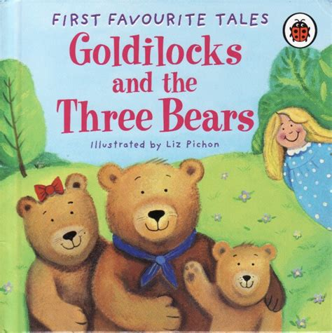 Goldilocks And The Three Bears Templates New Calendar