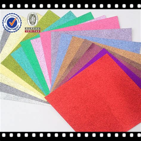 glitter paper craft wholesale 12 12 quot glitter paper for crafts alibaba