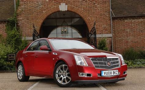 2008 Cadillac Cts Review by Cadillac Cts Review 2008 2010