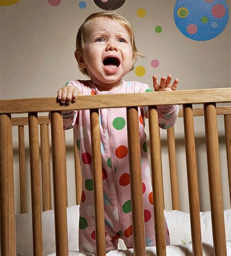baby sleeps on side in crib teaching baby to sleep in crib how to teach a baby to