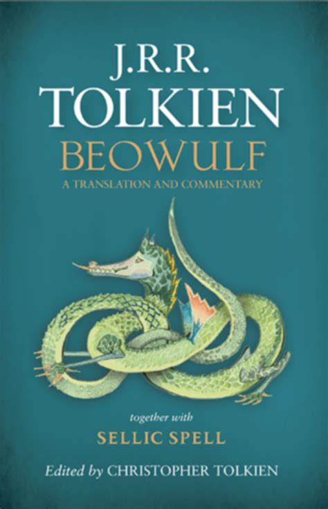 beowulf picture book read an excerpt of j r r tolkien s 1926 translation of