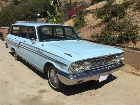 1964 Ford Fairlane For Sale by 1964 Ford Fairlane 500 Wagon For Sale Ford Fairlane 1964