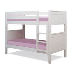 bunk beds white stompa classic bunk bed white next day select