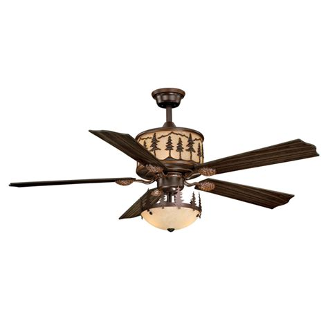 Primitive Home Decor Coupon Code big sky ceiling fan with pine tree light