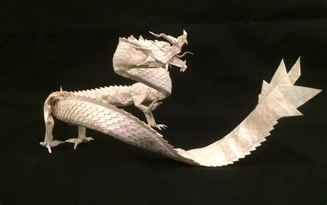 origami ryujin this week in origami low cost airline edition