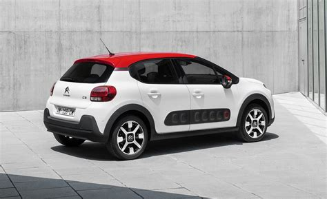 C3 Citroen by 2017 Citroen C3 Officially Revealed Performancedrive