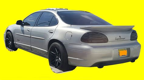 Pontiac Grand Prix Spoiler by For Pontiac Grand Prix Slp Large Flush Mount Rear Spoiler