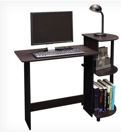 family dollar computer desk today only compact computer desk in espresso black