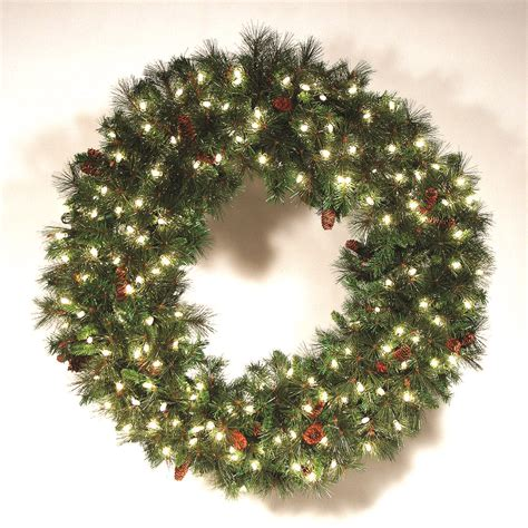 led wreaths for commercial grade garland wreaths led waterproof light sets