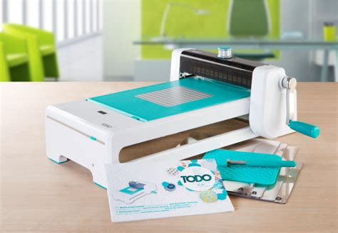 paper crafting machines todo the world s ultimate die crafting machine to be