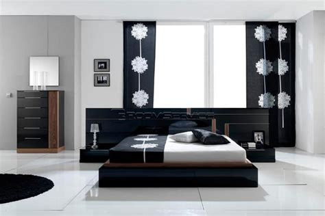 black and white modern bedrooms black and white contemporary modern bedroom sets