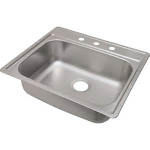 25 x 22 kitchen sink aspen 25 x 22 quot single bowl stainless steel kitchen sink 3
