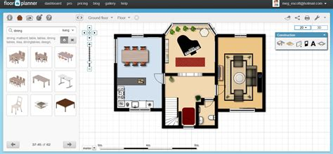 floor plans software free free floor plan software floorplanner review