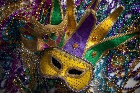 Mardi Gras Masks Tours By Isabelle