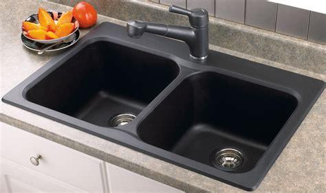 black undermount kitchen sinks porcelain undermount kitchen sinks with black