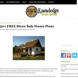 free straw bale house plans plans straw bale pearltrees