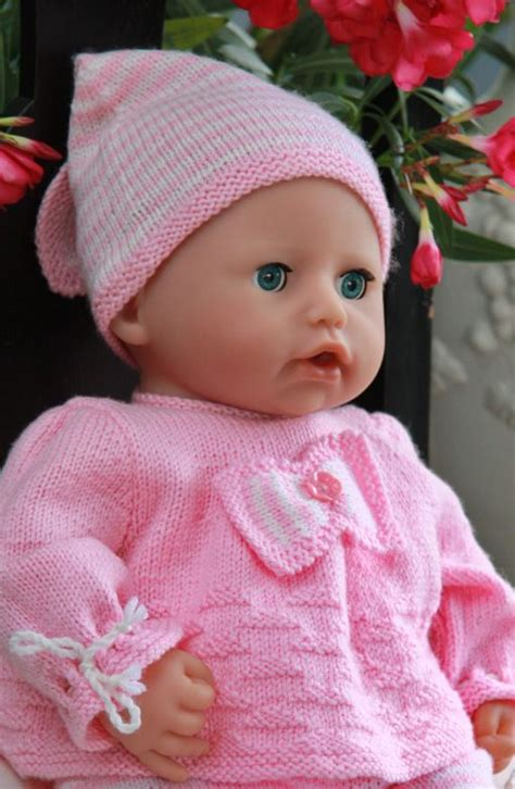 free knitted doll patterns doll knitting pattern dolls knitting patterns