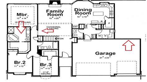 4 bedroom 4 bath house plans 4 bedroom 3 bath house plans residential house plans 4 bedrooms 4 bedroom house floor plan