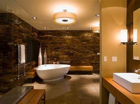 Spa Like Bathroom Designs by Bathroom Trends Freestanding Bathtubs Bring Home The