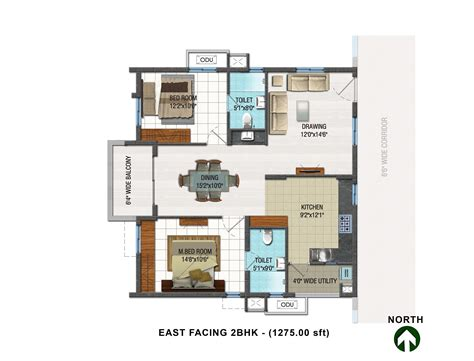 Home Plans With Interior Pictures 2bhk home design in and bhk trends images yuorphoto com