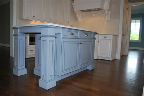 kitchen island leg kitchen islands with legs hybrids of farm tables and cabinets a detailed house