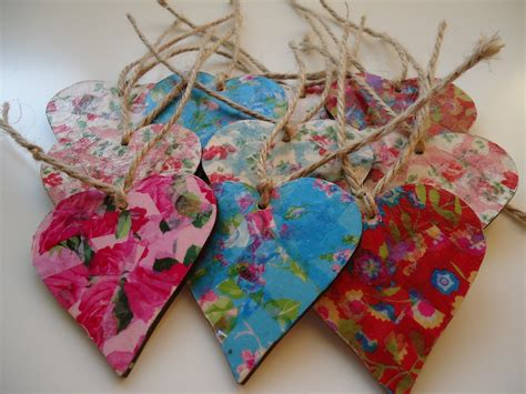 decoupage hearts designs by boutique a decoupage products