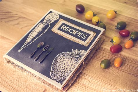 pictures of recipe books my personal diy recipe book the creative studio