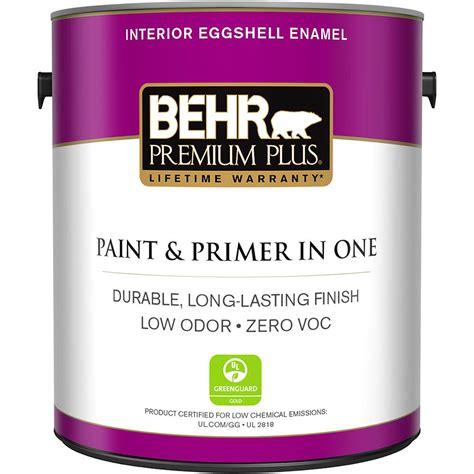 behr paint color eggshell behr premium plus 1 gal base eggshell enamel zero