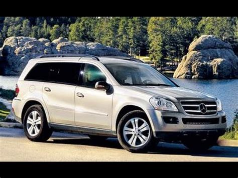 2007 Mercedes Gl450 Reviews by 2007 Mercedes Gl450 4matic Review Start Up And Walk