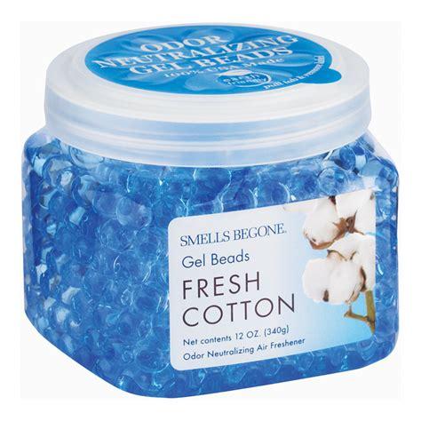 clean air odor neutralizing gel smells begone fresh cotton odor neutralizing gel