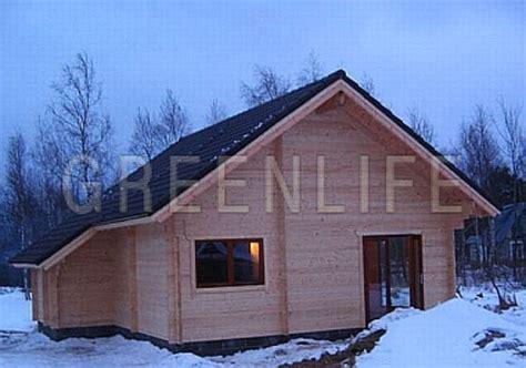 chalet bois rosina 80 maison bois greenlife