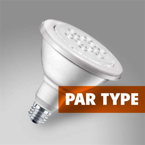 par led light bulbs what s the difference between par r type led light bulbs